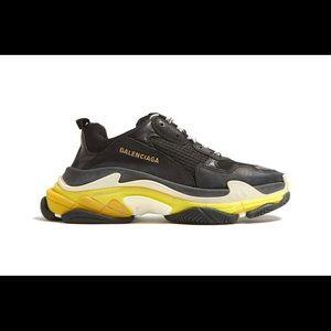 Authentic Balenciaga Triple S Sneakers
